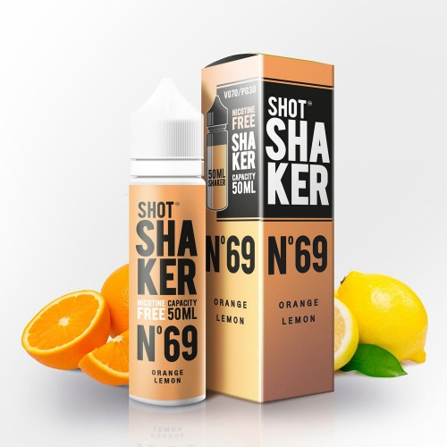 Orange Lemon No 69 - Shot Shaker