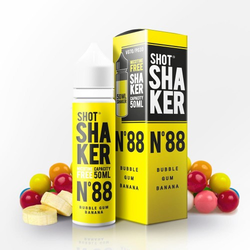 Bubble Gum Banana No 88 - Shot Shaker