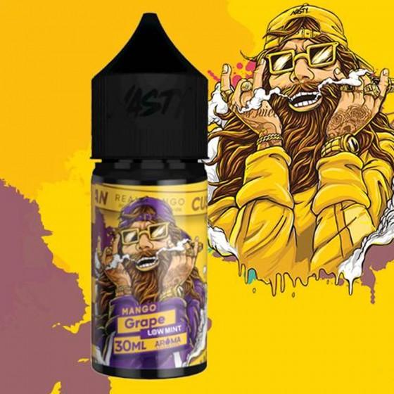 Aroma - Cush Man - Mango Grape - Nasty Juice