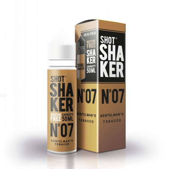 Gentelman´s Tobacco No 7 - Shot Shaker