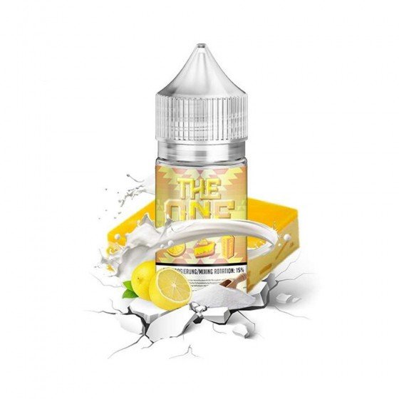 Aroma - The One Lemon Crumble Cake - Beard Vape