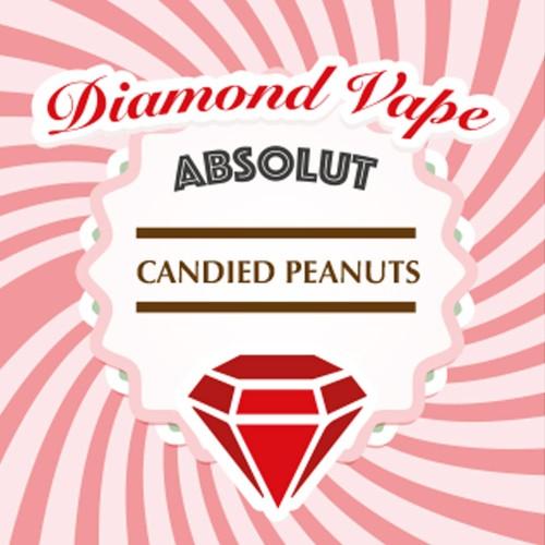 Diamond Vape Absolut Candied Peanuts