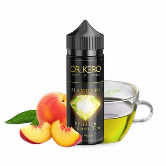 Pfirsich Grüner Tee - Diamonds - Dr. Kero