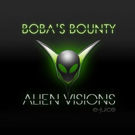 Bobas Bounty - Alien Vision