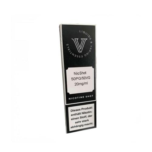 Nic Salts Shots - 20 mg/ml - Vaves