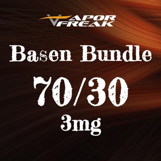 Basen Bundle 70/30 3mg - Vapor Freak