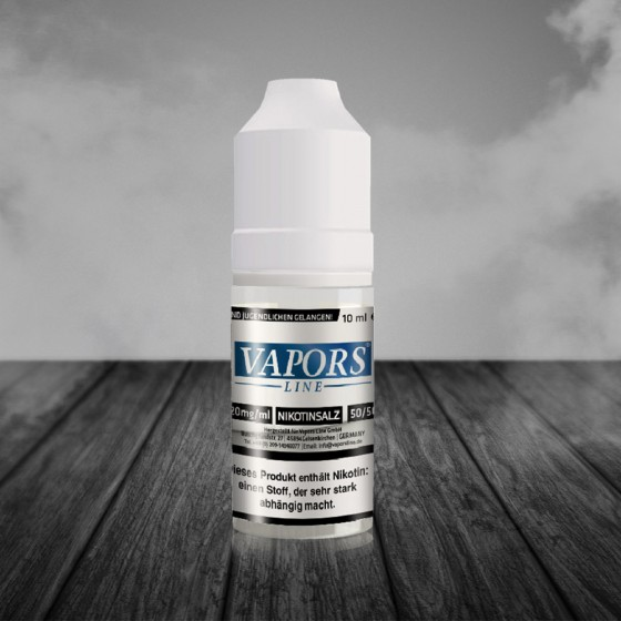 5er Nic Salt Shots - 20 mg/ml - Vapors Line