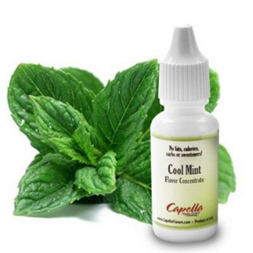 Capella Flavour Cool Mint Flavor