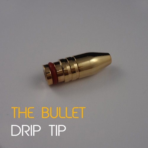 The Bullet Drip Tip